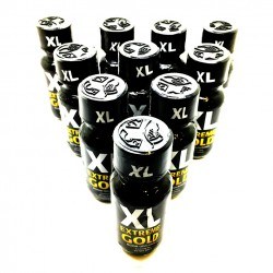 10 x XL Extreme Gold Poppers