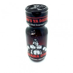 Bears Own Poppers x 1 - uk poppers store
