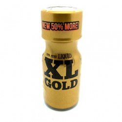 1 x XL Gold Poppers