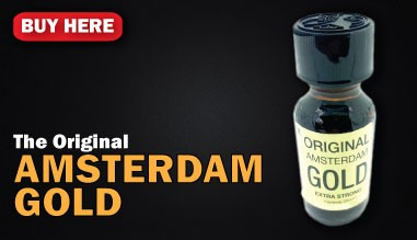 Poppers effects amsterdam gold