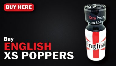 Poppers effects english